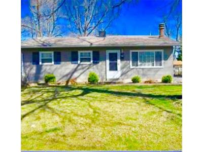 Single Family Home For Sale: 4117 North Park Drive
