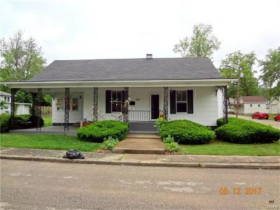 Bonne Terre MO Single Family Home For Sale: $105,000