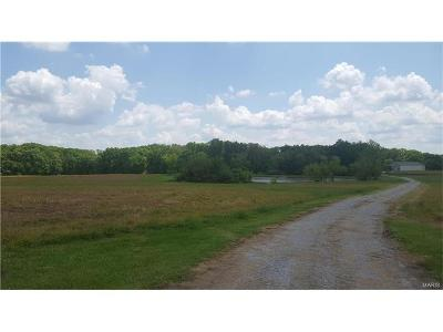 Marion County Farm For Sale: 417 Highway 168