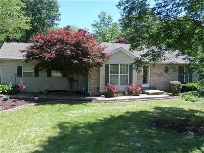 Troy IL Single Family Home Contingent Short Sale: $127,000