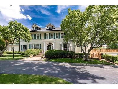 Richmond Heights Single Family Home For Sale: 1012 Hampton Park