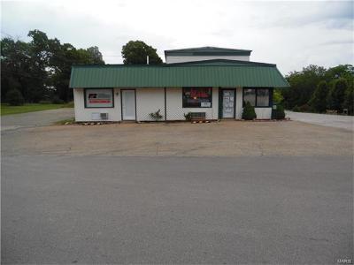 Terrace De Lac, Terre Du Lac, Terre Du Lac Private Gated Community Commercial For Sale: 1599 Saint Francois Road