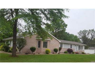 Monroe City MO Single Family Home For Sale: $236,750