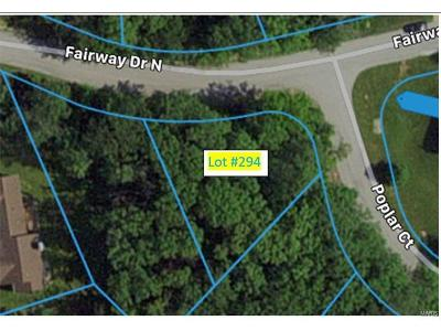 Foristell Residential Lots & Land For Sale: North Fairway Drive #294