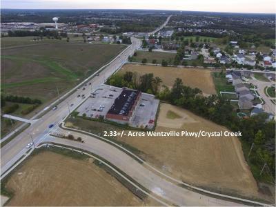 Wentzville Commercial For Sale: Wentzville Parkway