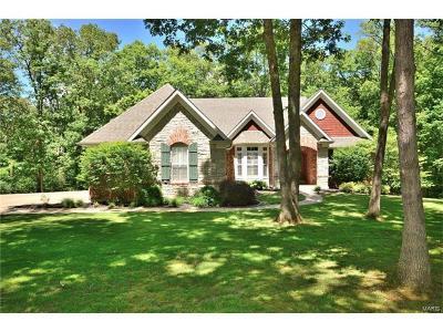 Foristell Single Family Home For Sale: 1103 Ellerman Oaks Drive