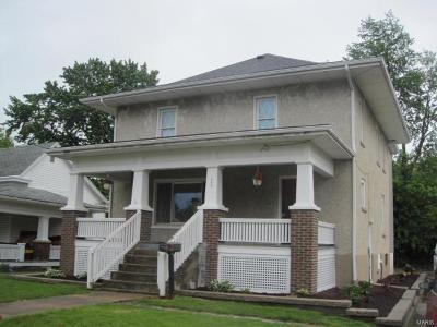Bowling Green Single Family Home For Sale: 219 South Court Street