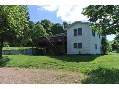 Scott County, Cape Girardeau County, Bollinger County, Perry County Single Family Home For Sale: Hc 62 Box 99