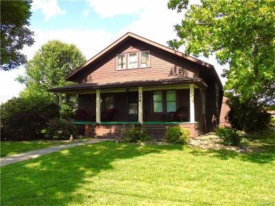Single Family Home Option: 408 South Main Street