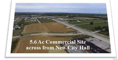 Wentzville Commercial For Sale: Wentzville Parkway