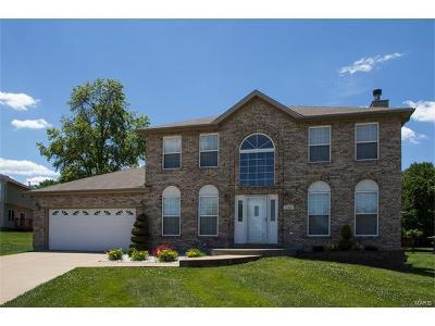 Hazelwood Single Family Home For Sale: 610 Tesson Park Court