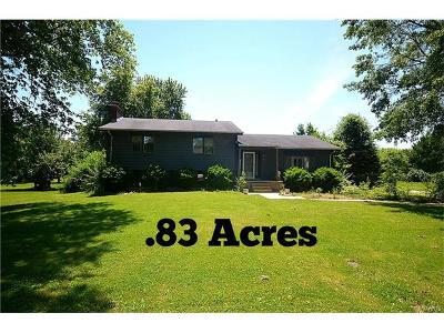 Troy Single Family Home For Sale: 611 Buckingham