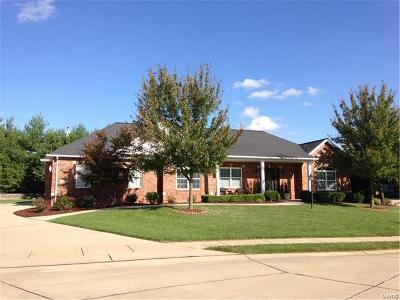 Maryville Single Family Home For Sale: 4908 Autumn Oaks Dr.