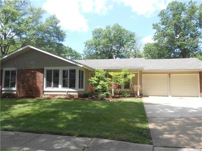 Chesterfield Single Family Home Contingent No Kickout: 15247 Golden Rain Drive
