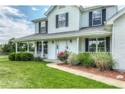 Wright City Single Family Home For Sale: 31457 Michaels Drive