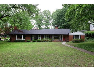 Ladue Single Family Home For Sale: 22 Foxboro Road