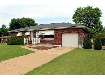 Single Family Home Sold: 6721 Weber Road