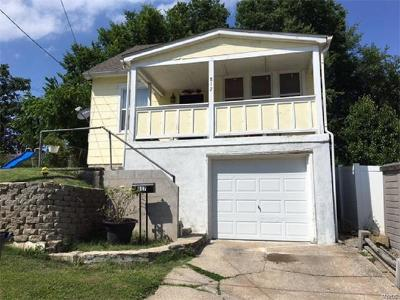 Belleville Single Family Home For Sale: 817 West Monroe Street