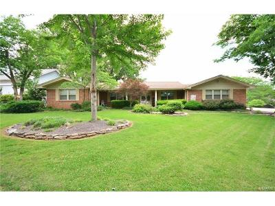 Lake St Louis Single Family Home For Sale: 30 Burgundy Drive