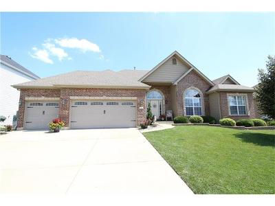 Foristell Single Family Home For Sale: 516 Forest Park Drive