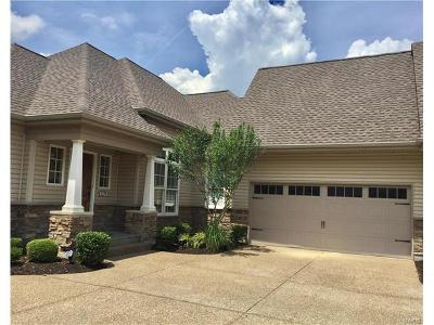Cottleville Condo/Townhouse For Sale: 1270 Harmony Lake Drive