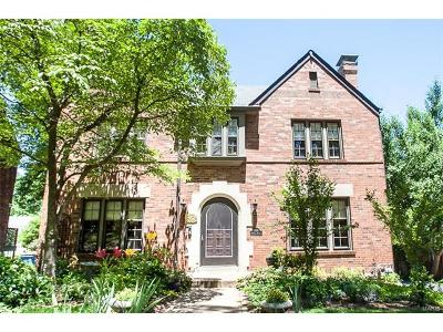 University City Single Family Home For Sale: 7019 Cornell Avenue