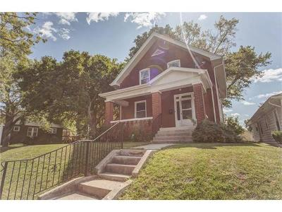 Belleville Single Family Home For Sale: 400 South 16th Street