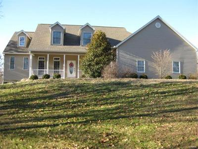 Maryland Heights Single Family Home For Sale: 2951 Adie Road