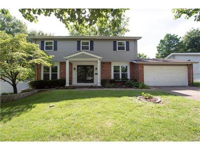 Chesterfield Single Family Home Option: 1249 Beaver Creek Road