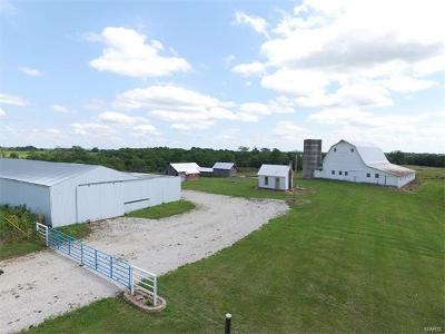 Lewis County Farm For Sale: State Hwy Cc