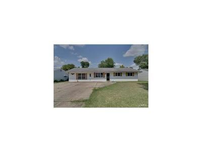 Eureka Single Family Home For Sale: 217 Heyden