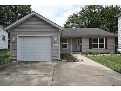 Single Family Home For Sale: 4822 West Washington