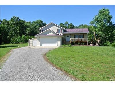 Sedgewickville Single Family Home For Sale: Hcr 62 Highway K