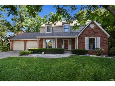Collinsville Single Family Home For Sale: 2 Crestwood Circle Drive