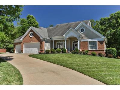 Lake St Louis Single Family Home For Sale: 2 Brenton Court