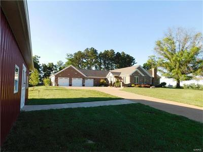Franklin County Single Family Home For Sale: 2639 Scenic Point Drive