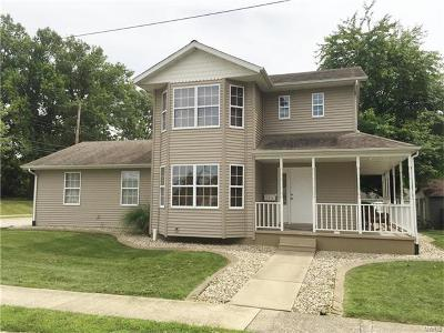 Troy Single Family Home For Sale: 106 North Dewey