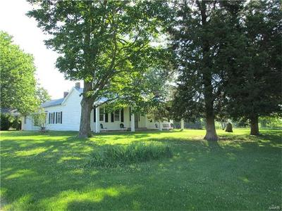 Marion County Farm For Sale: 2151 County Road 167