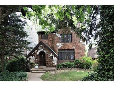 Richmond Heights Single Family Home For Sale: 1129 Terrace Drive