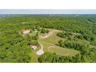 Jefferson County Farm For Sale: 525 Ticino Drive