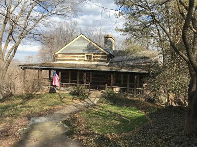 Franklin County Single Family Home For Sale: 984 Charrette