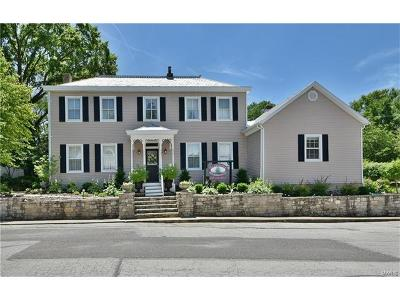 Augusta, Dutzow Single Family Home For Sale: 5596 Walnut Street