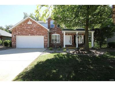 Edwardsville Single Family Home For Sale: 124 Chattanooga Court