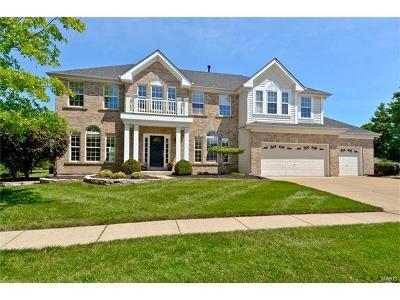 Wildwood Single Family Home For Sale: 17831 Westhampton Woods