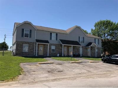 Warrenton Multi Family Home For Sale: 2300 Donna Marie Apts A-D #A-D