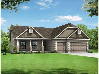 Fenton Single Family Home For Sale: Oak Ridge Place - Brookfield