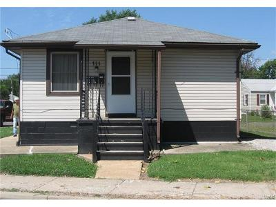 East Alton IL Multi Family Home For Sale: $59,900