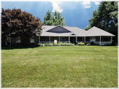 Maryville Single Family Home For Sale: 2 Hickory Drive