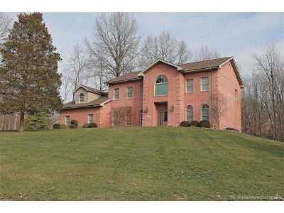 Scott County, Cape Girardeau County, Bollinger County, Perry County Single Family Home For Sale: 3104 Beaver Creek