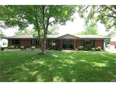 Kirkwood Single Family Home For Sale: 838 Lindeman Road